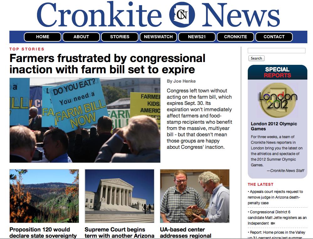 Farm Bill Expires